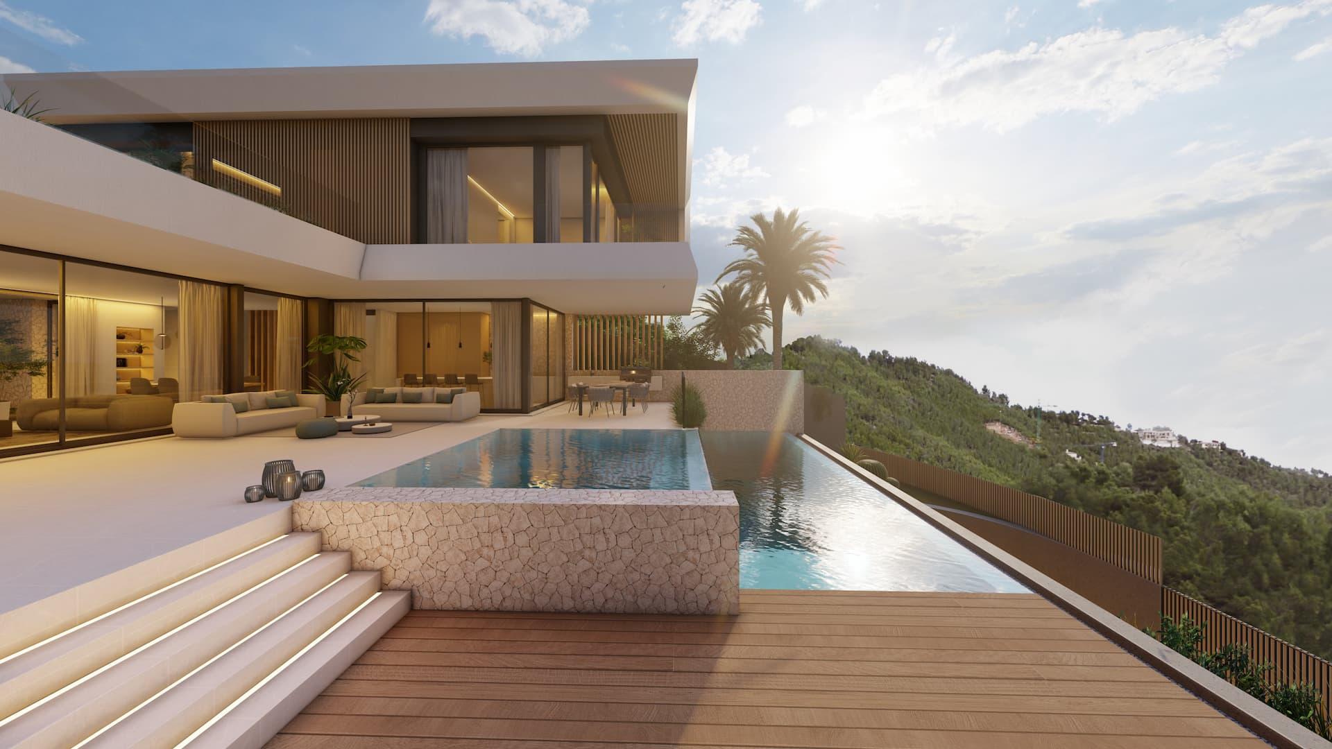 Evoque Villa Son Vida Mallorca